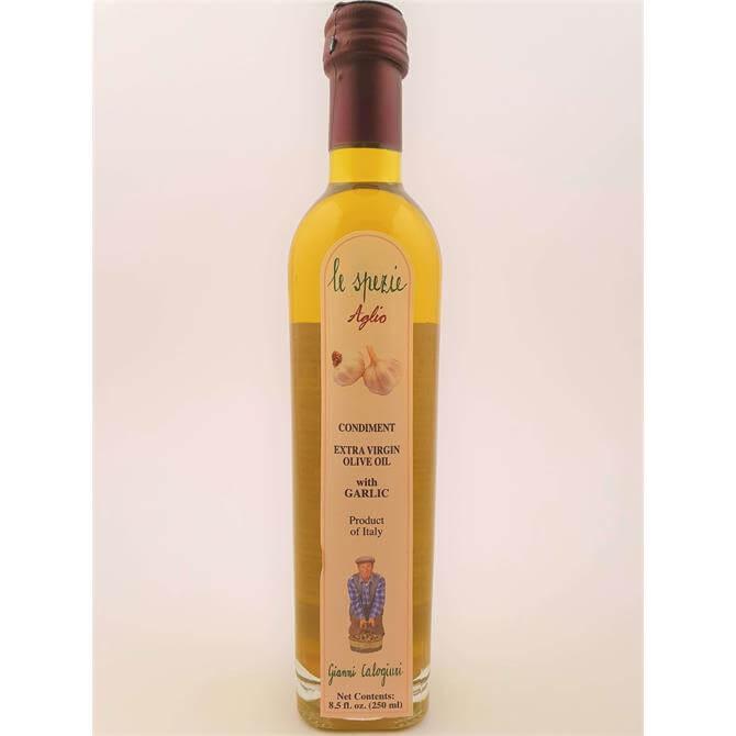 Gianni Calogiuri Extra Virgin Olive Oil With Garlic 250ml